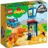 LEGO DUPLO 10880 Jurský svět T. rex Tower 1