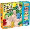 Alltoys CZ Kinetický písek Sands Alive set Zvířátka