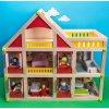 Kid Land Dřevěný domeček pro panenky Teresa