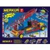Stavebnice Merkur 7 100 modelů 1124ks