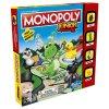Společenská hra Hasbro Monopoly Junior nové figurky