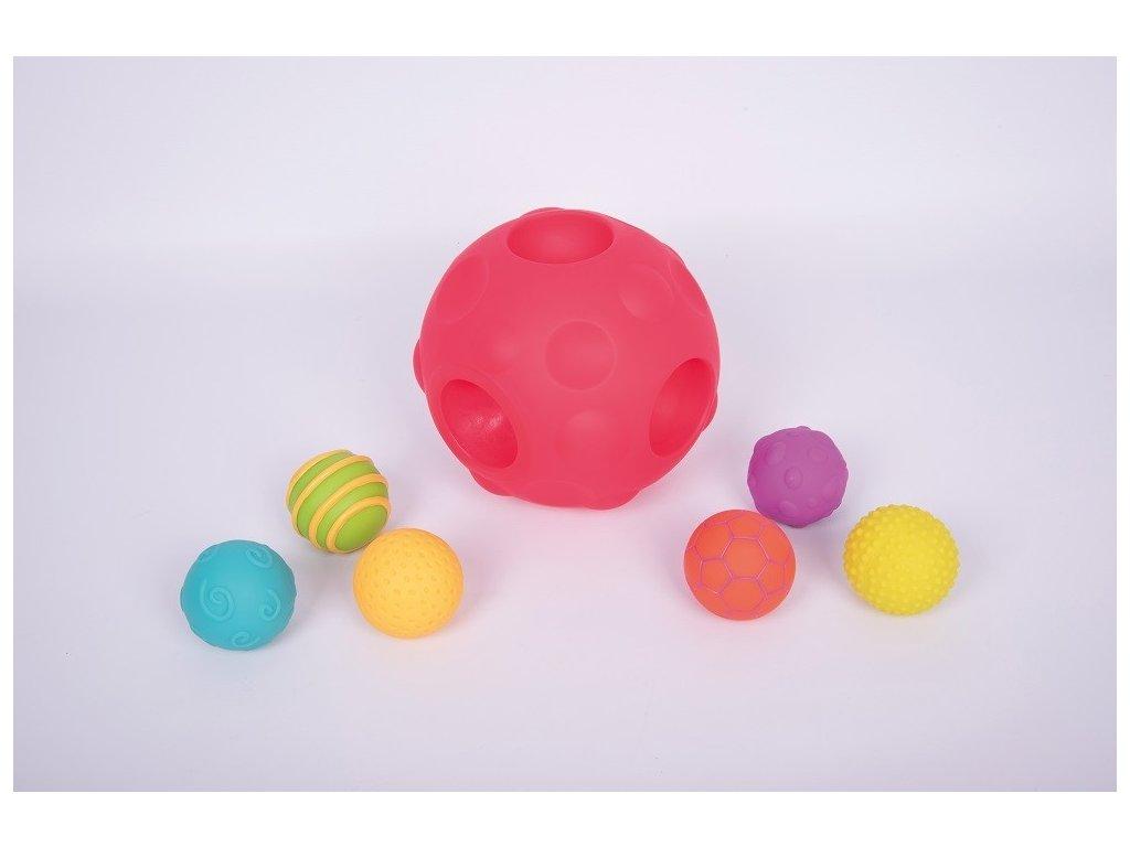 Hmatové míče meteor