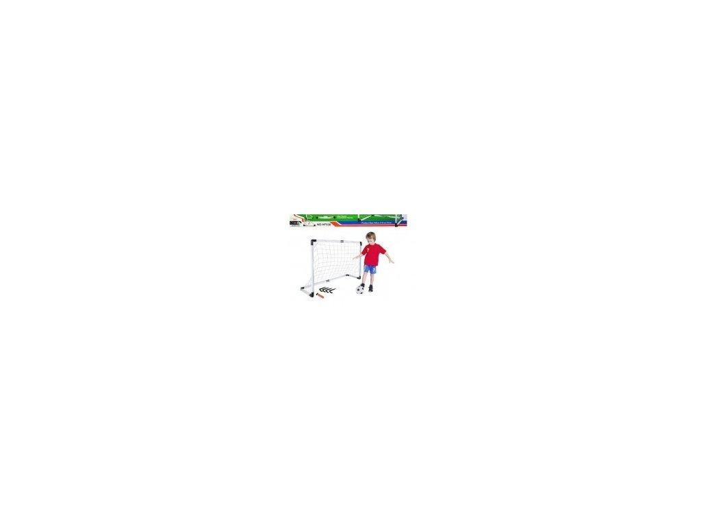 Branka fotbalová s míčem a pumpičkou, 10