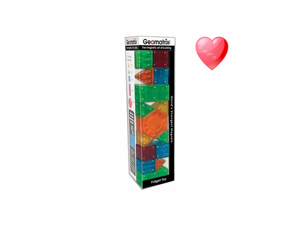 geomatrix magneticka stavebnice NEJNEJDĚTI[323]
