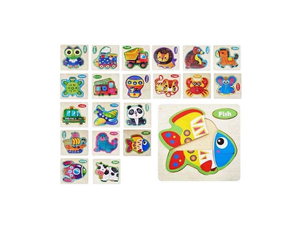 7P29866 puzzle dárek