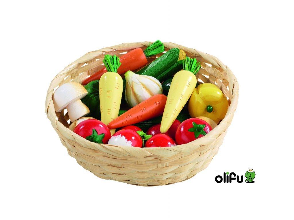 Zelenina 308 85047 gemuse set 2