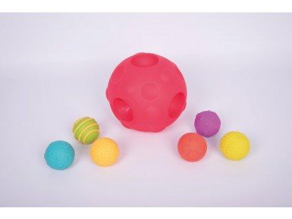 Hmatové míče