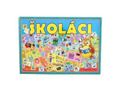 Hra Školáci 9H0400