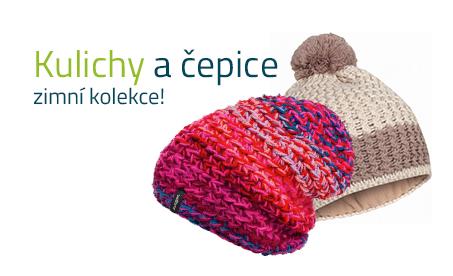 Čepice a kulichy