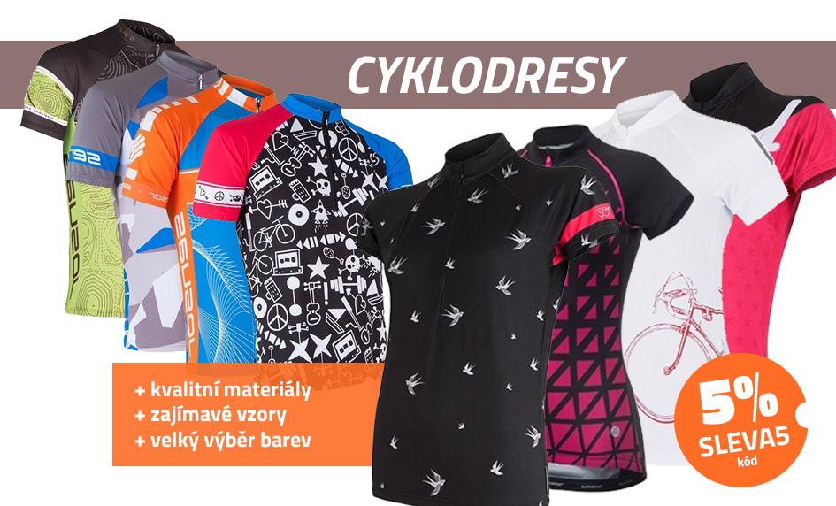Cyklistiské dresy