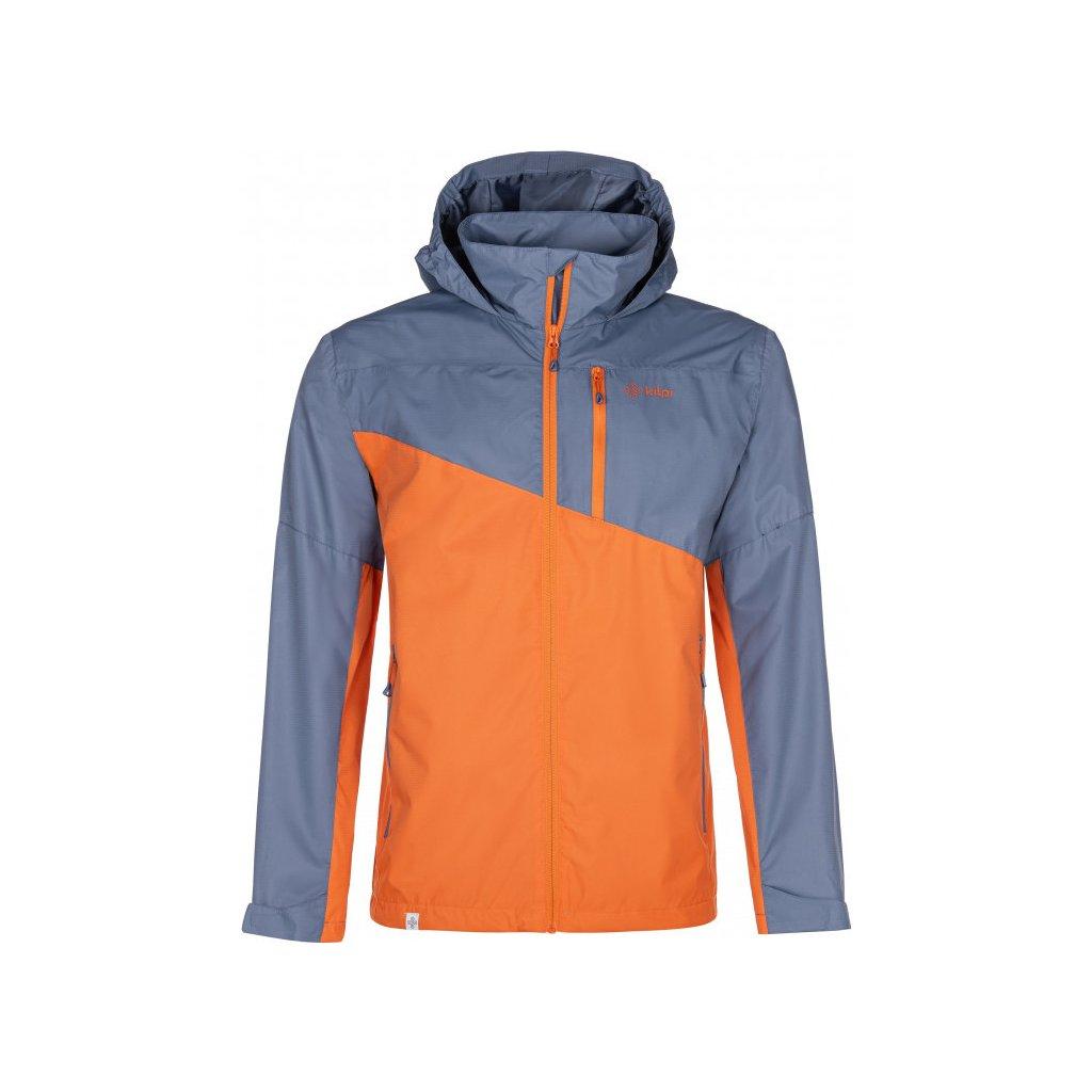 Pánská outdoorová bunda KILPI Orleti-m oranžová