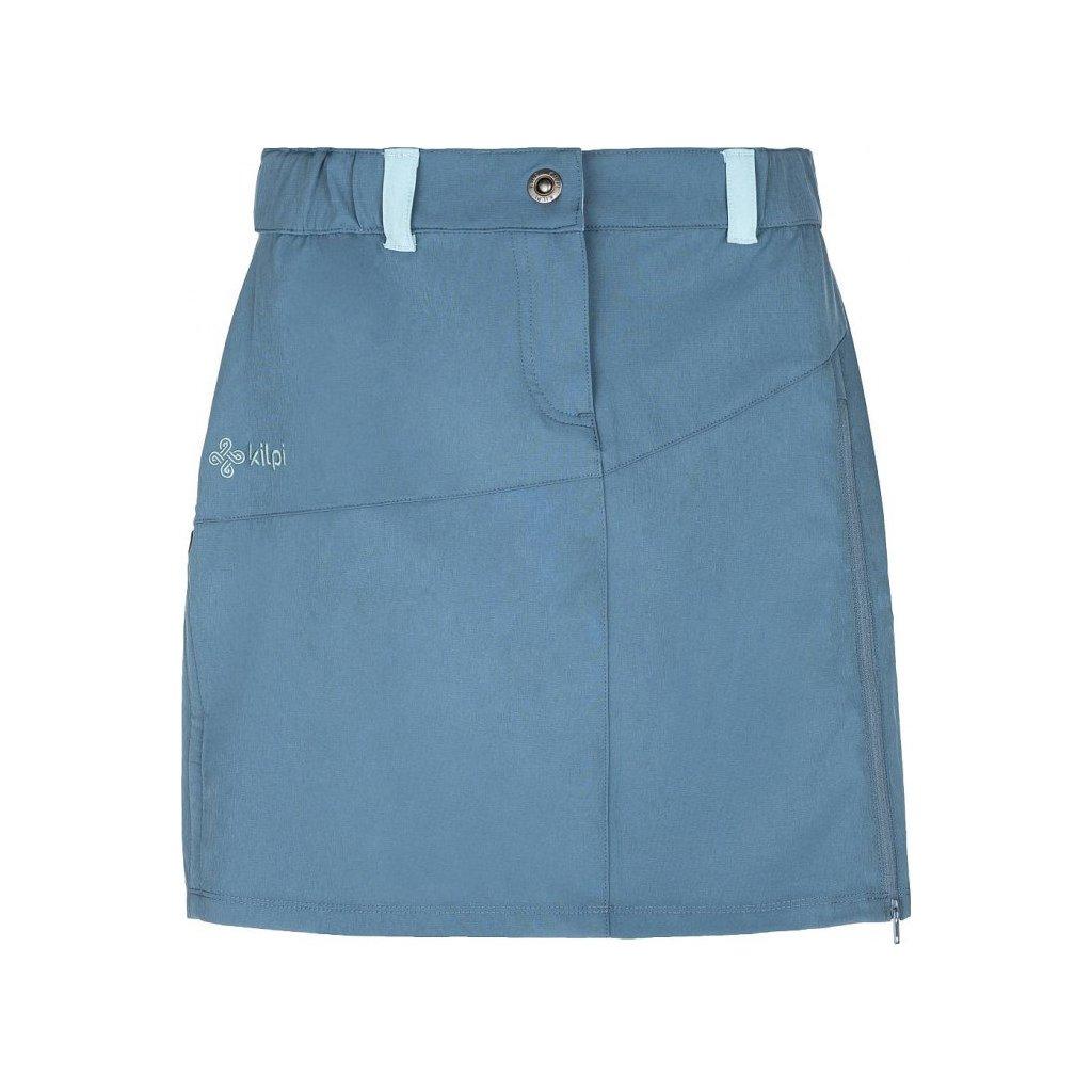 Dámská outdoorová sukně KILPI Ana-w modrá