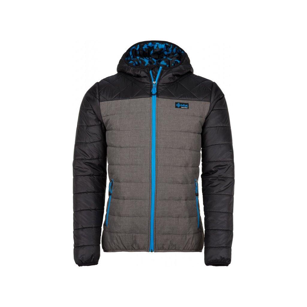 Pánská zimní bunda KILPI Fitzroy-m modrá