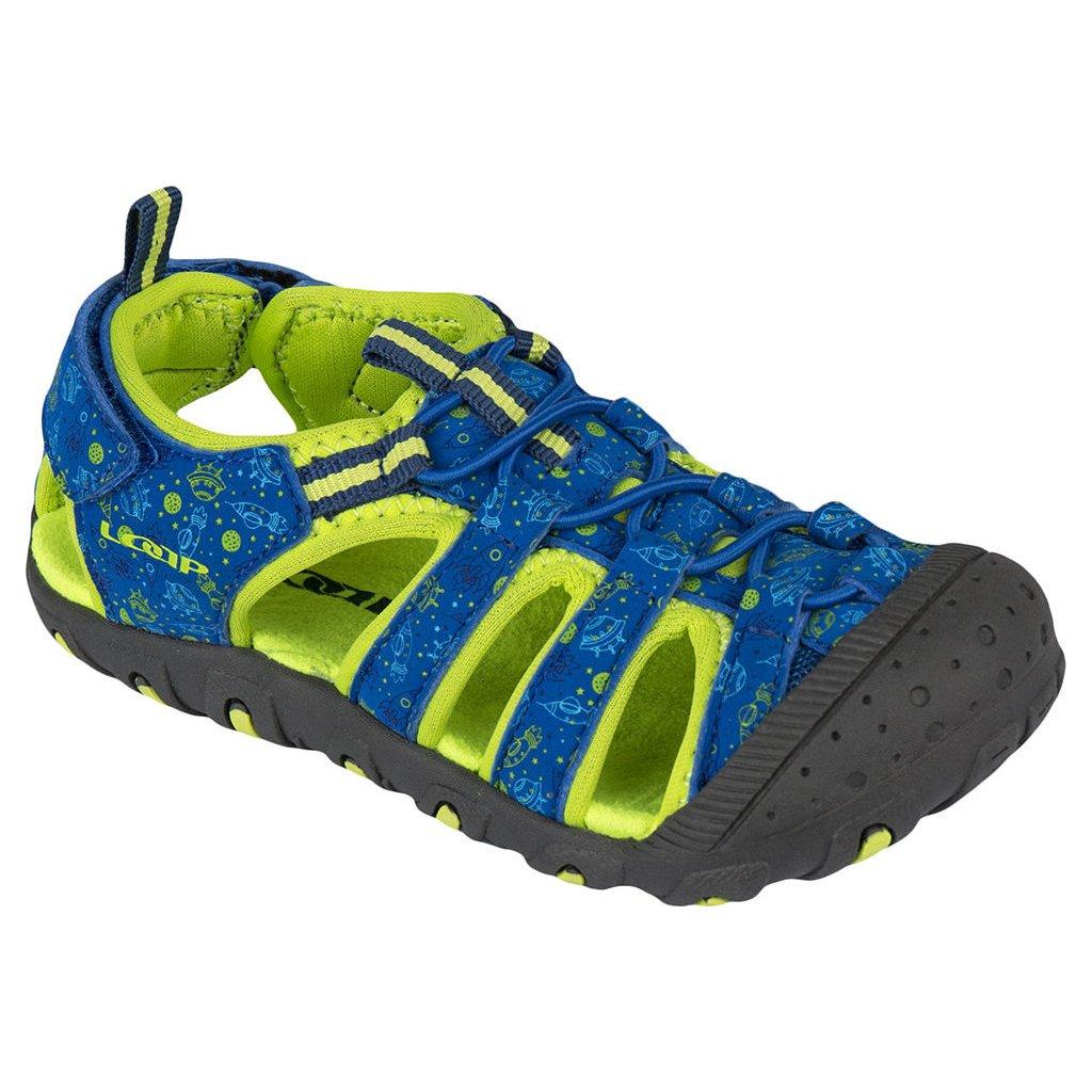 Dětské sandály LOAP Dopey modrá