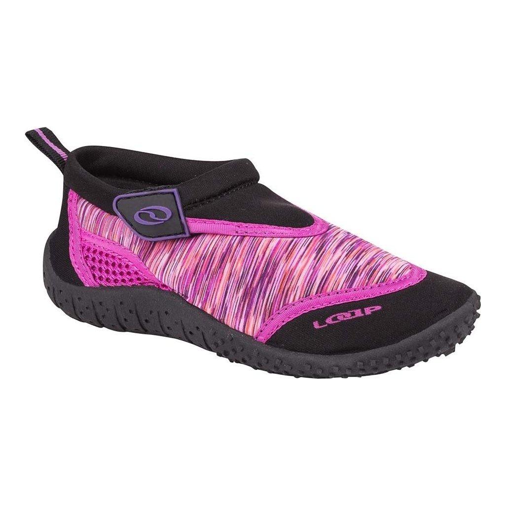 Dětské boty do vody LOAP Smart černá