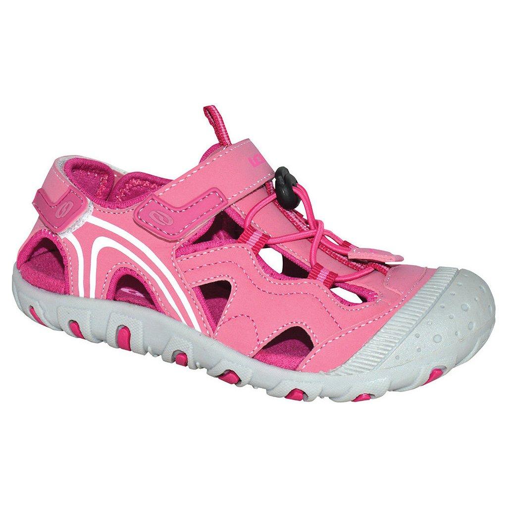 Dětské sandály LOAP Caprise růžová