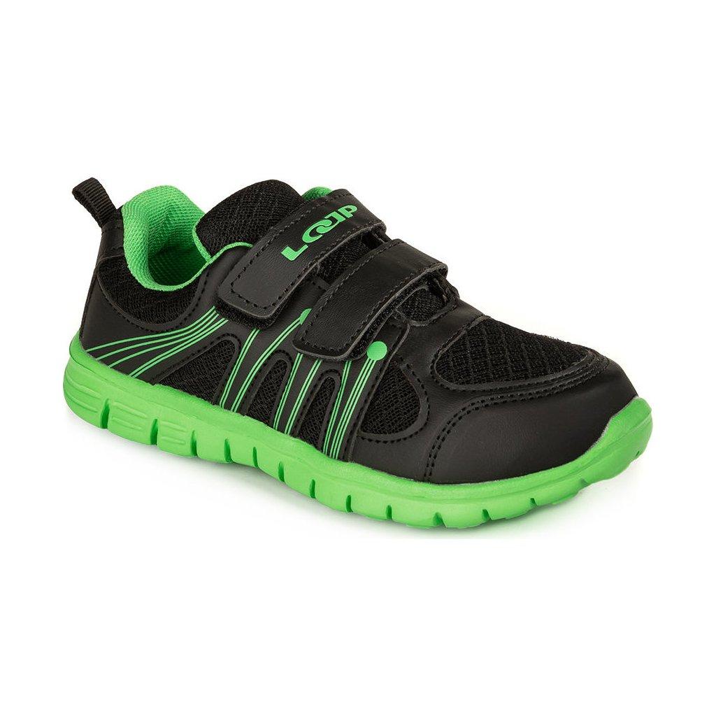 Dětské sportovní boty NERA černá