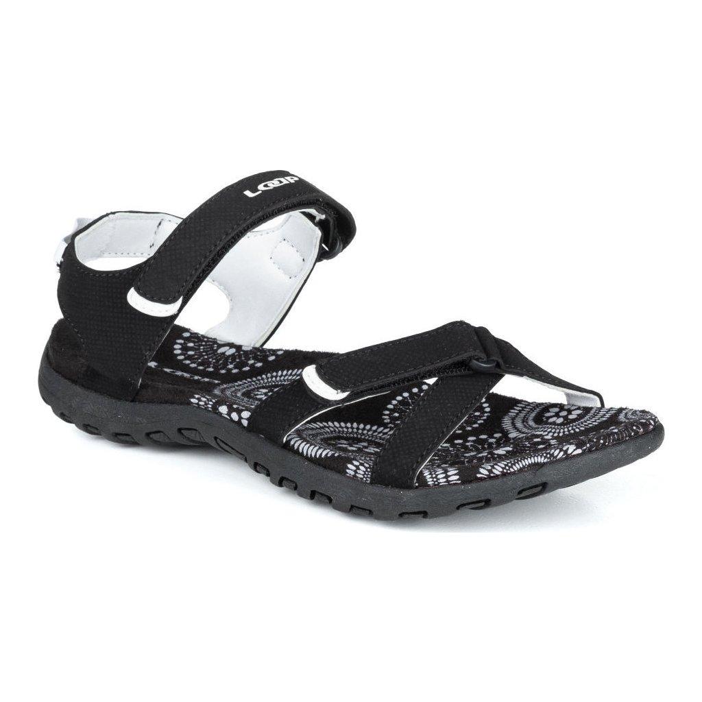 Dámské sandály LOAP Simma černá