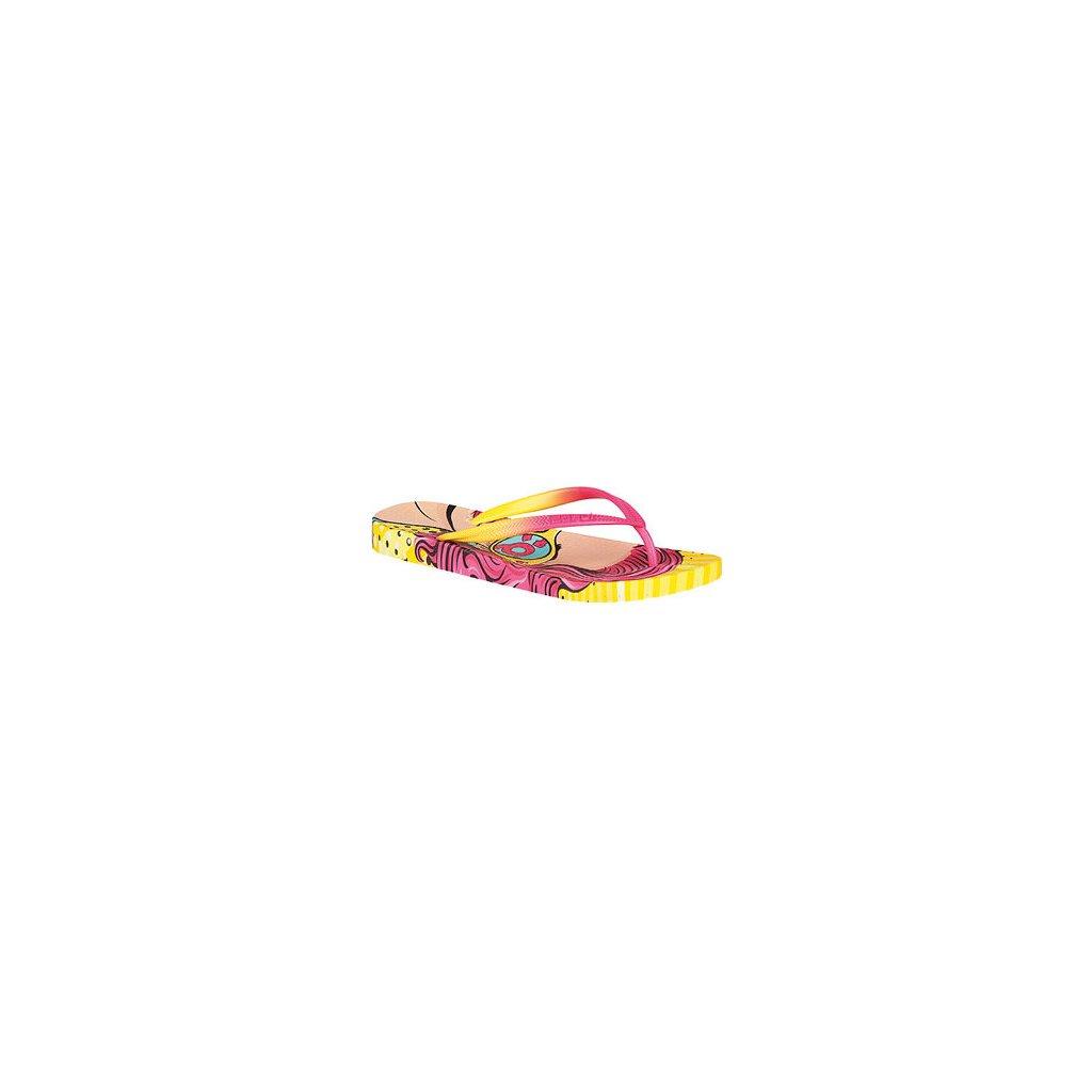 Dámské žabky LITEX Coqui Kaja růžová