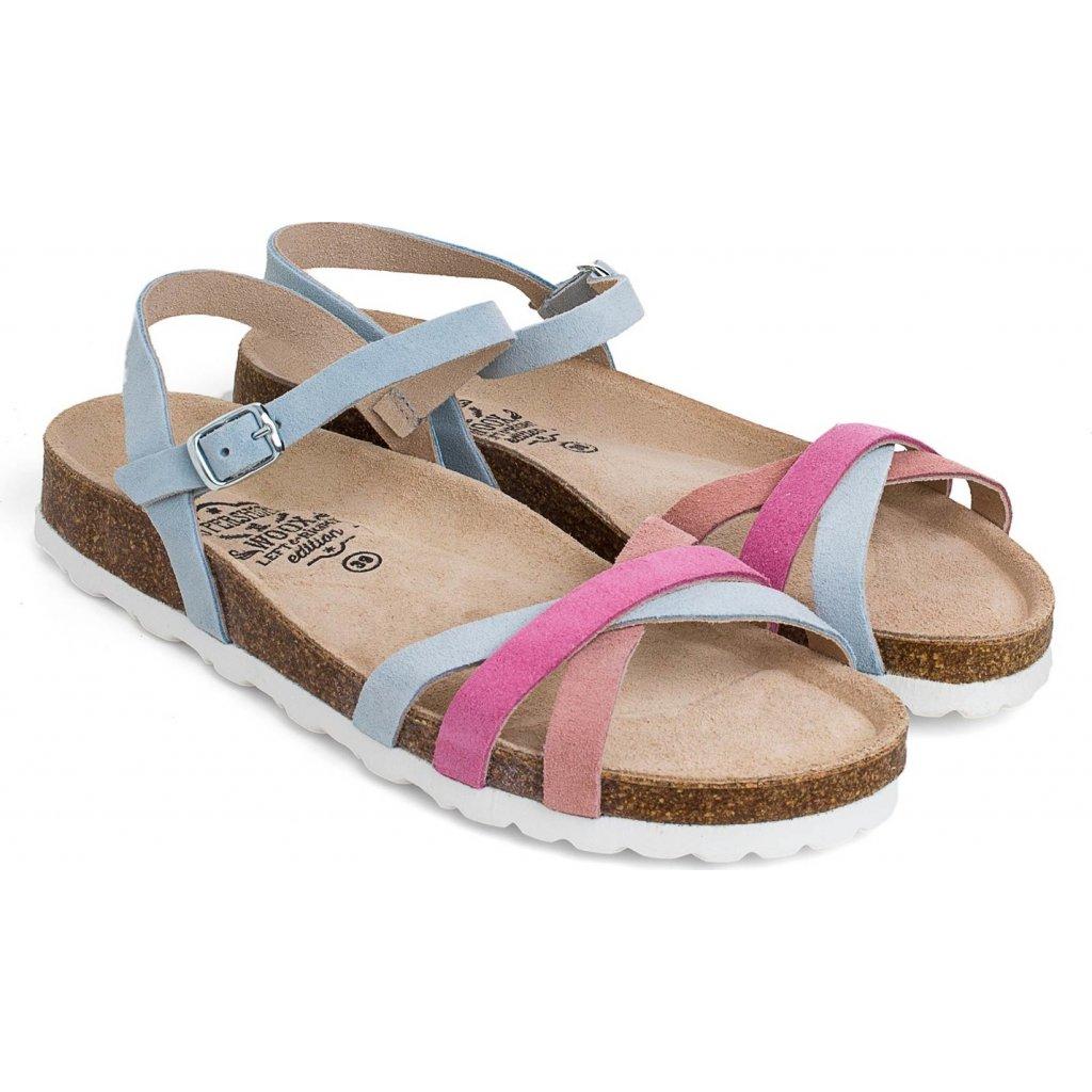 Dámské sandály WOOX Solea Colora