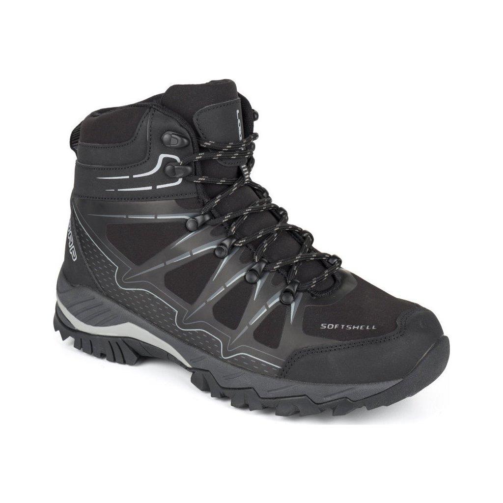 Pánské outdoorové boty LOAP Sorgen černá