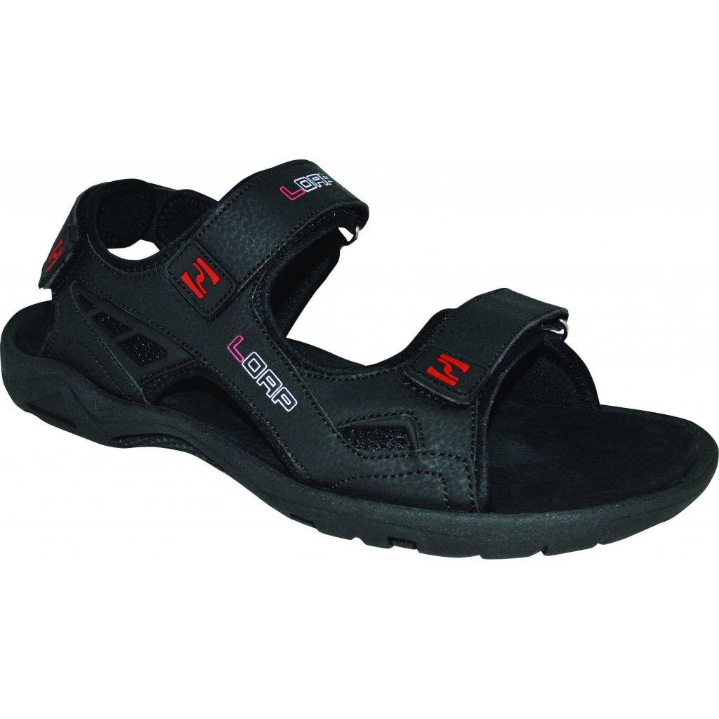 Pánské sandály LOAP Reul černá
