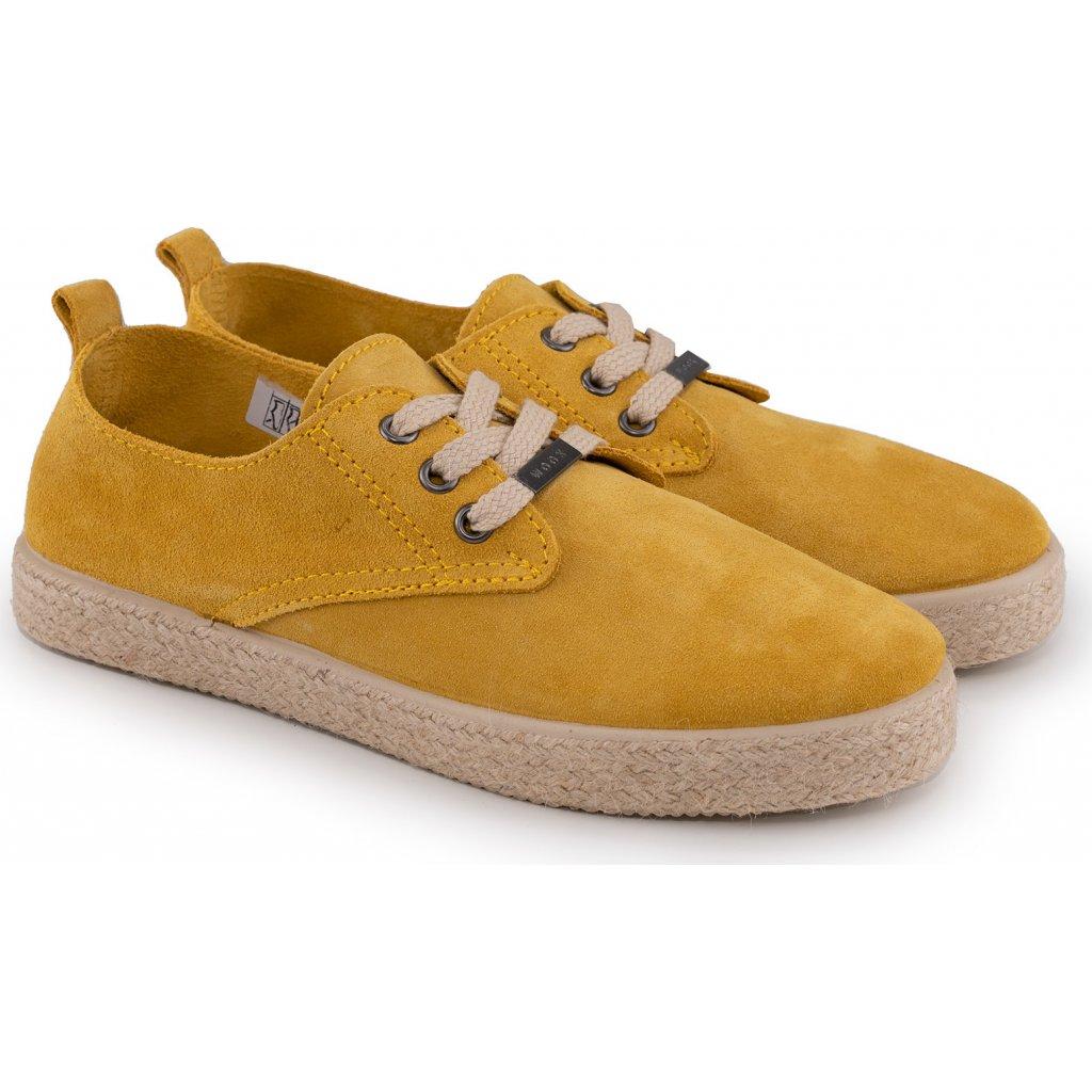 Dámské boty WOOX Meata Lutea