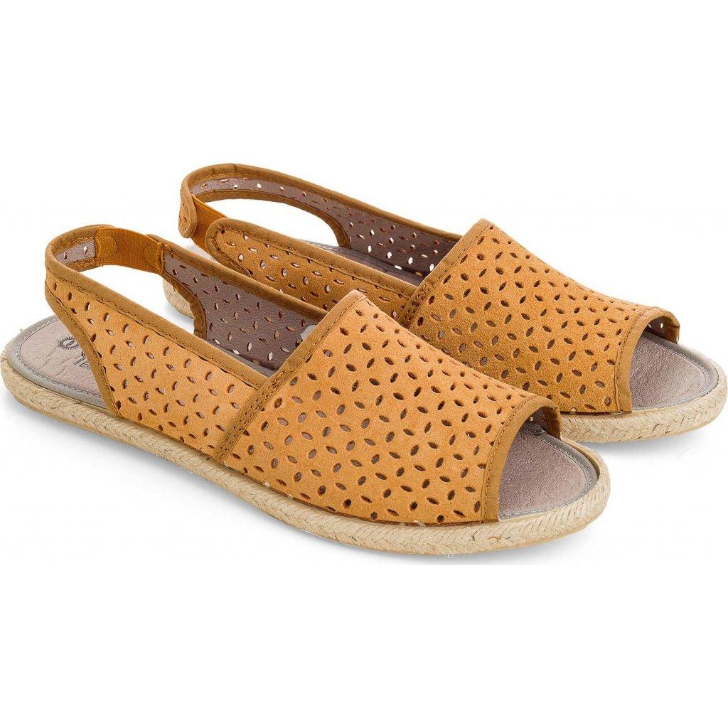 Dámské sandály WOOX Pinna Os Caroten