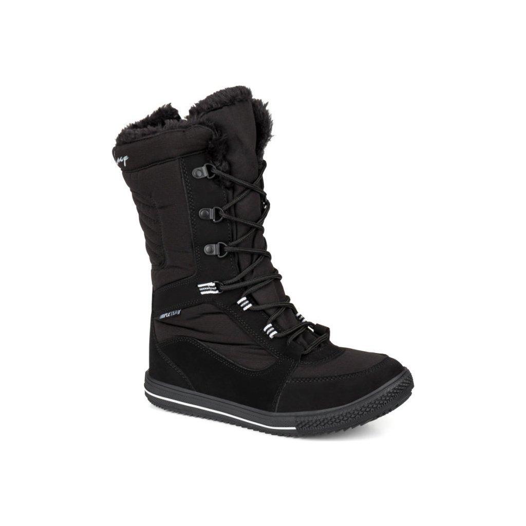 Dámské zimní boty LOAP Navana černá