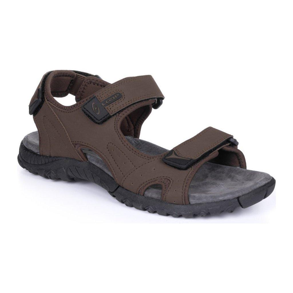 Pánské sandály LOAP Notes hnědá