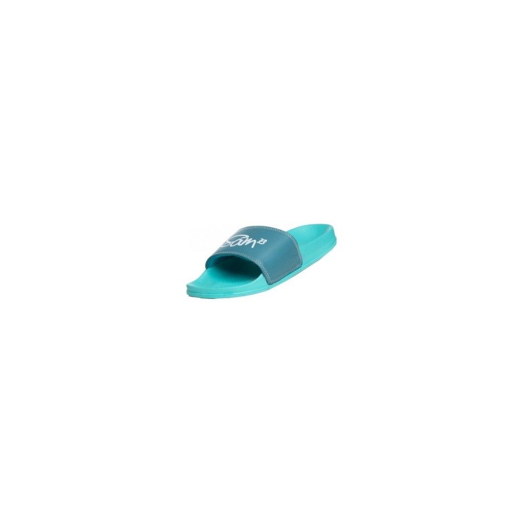 Dámské pantofle SAM 73 modrá