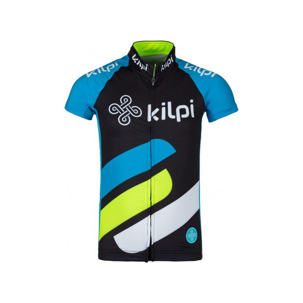 Chlapecký cyklo dres KILPI Corridor-jb modrá