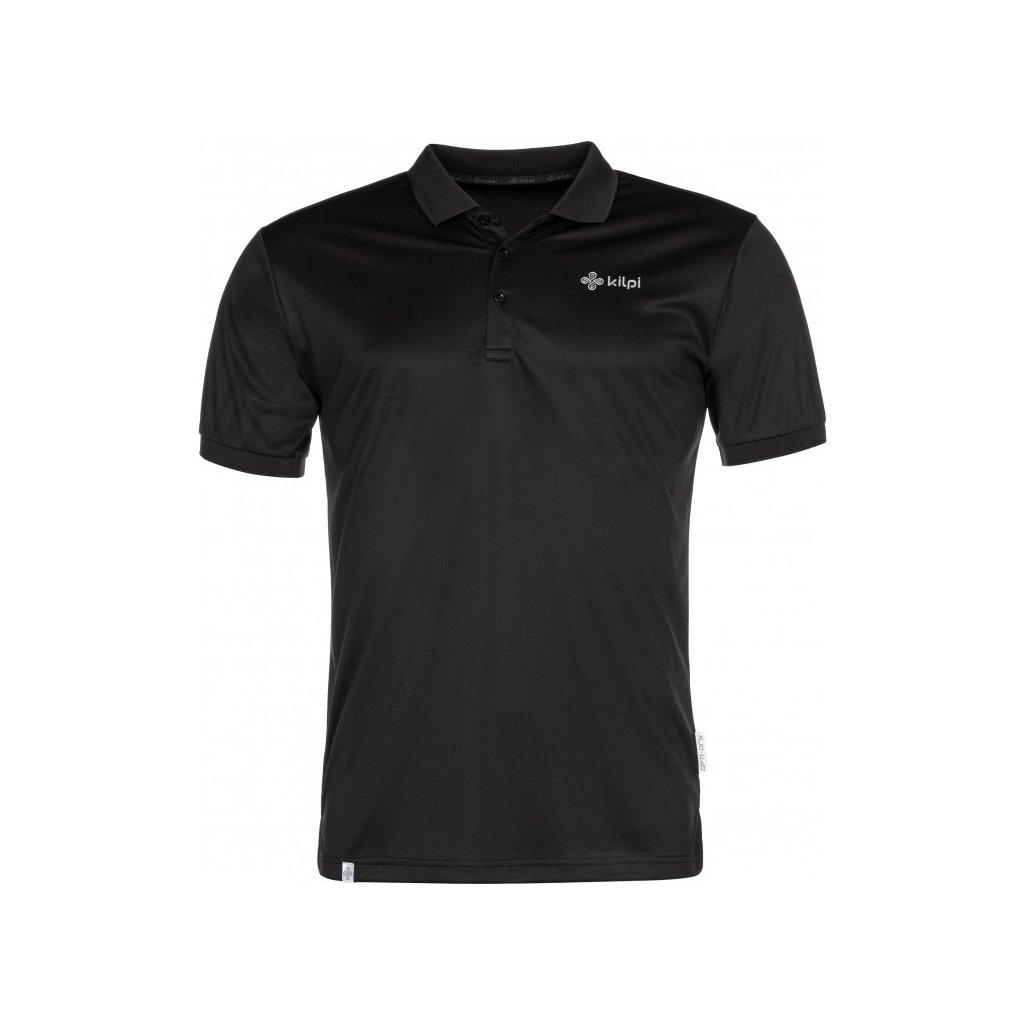Pánské funkční polo tričko KILPI Collar-m černá
