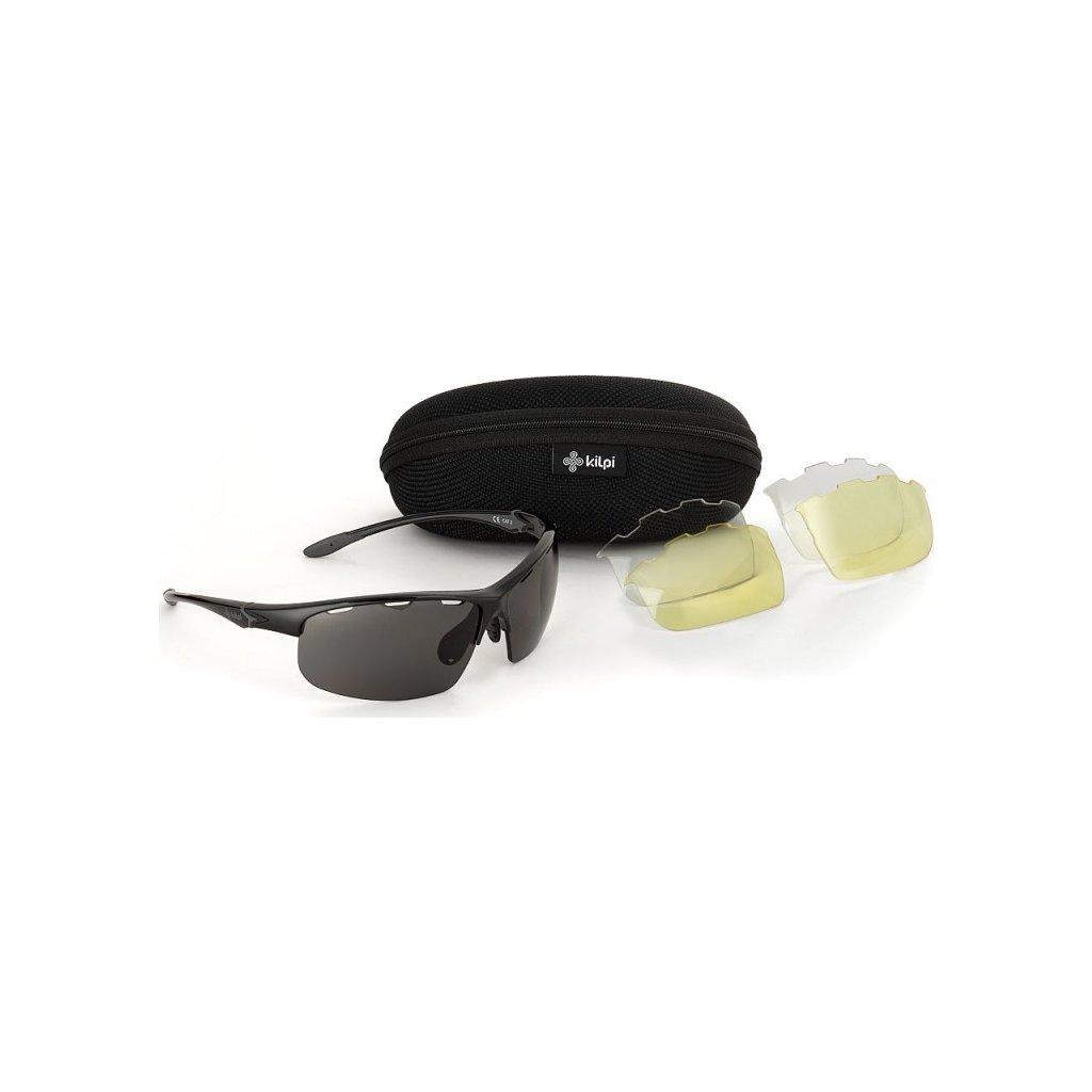 Sportovní brýle KILPI Mori-u černá