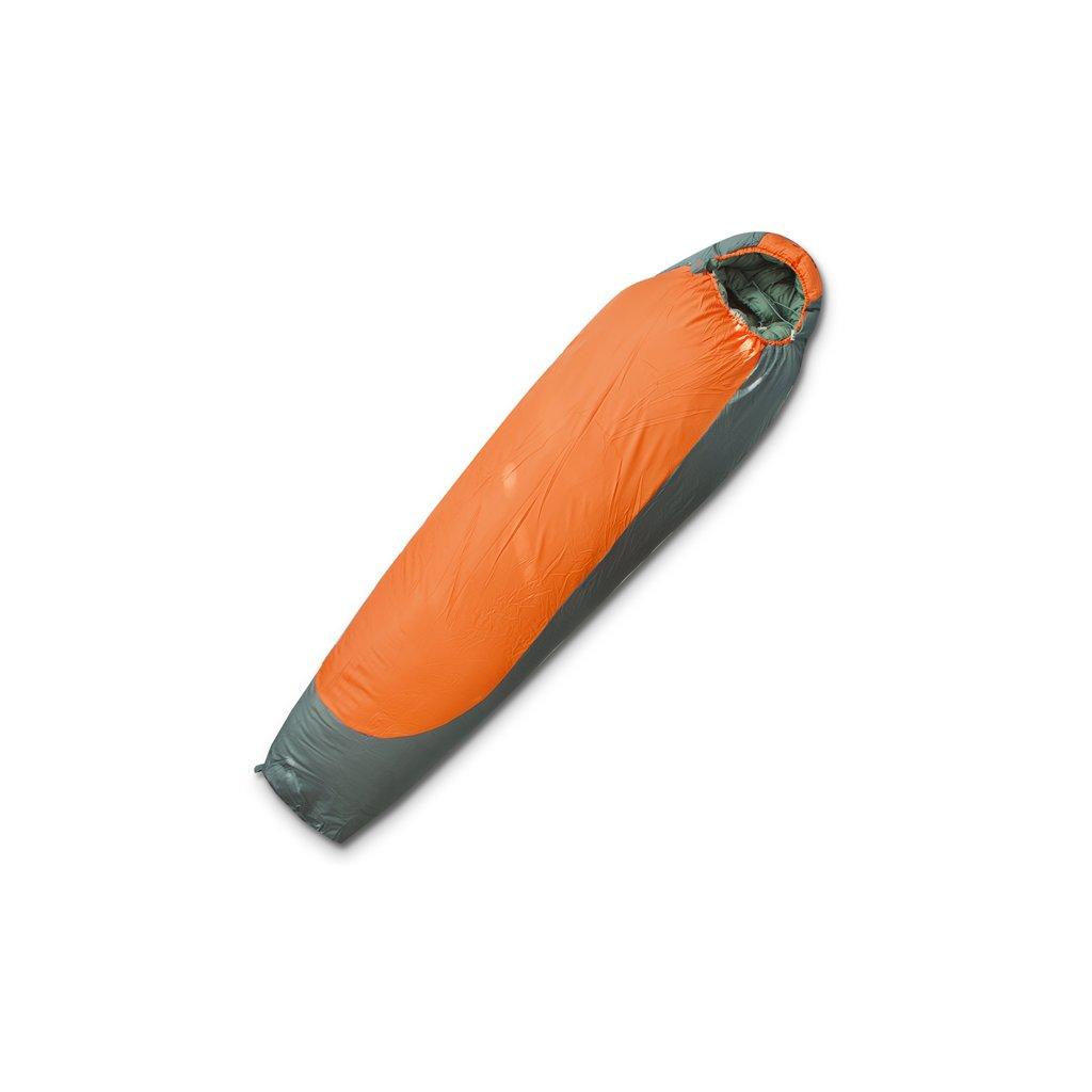 Spací pytel YATE Nepal oranžový