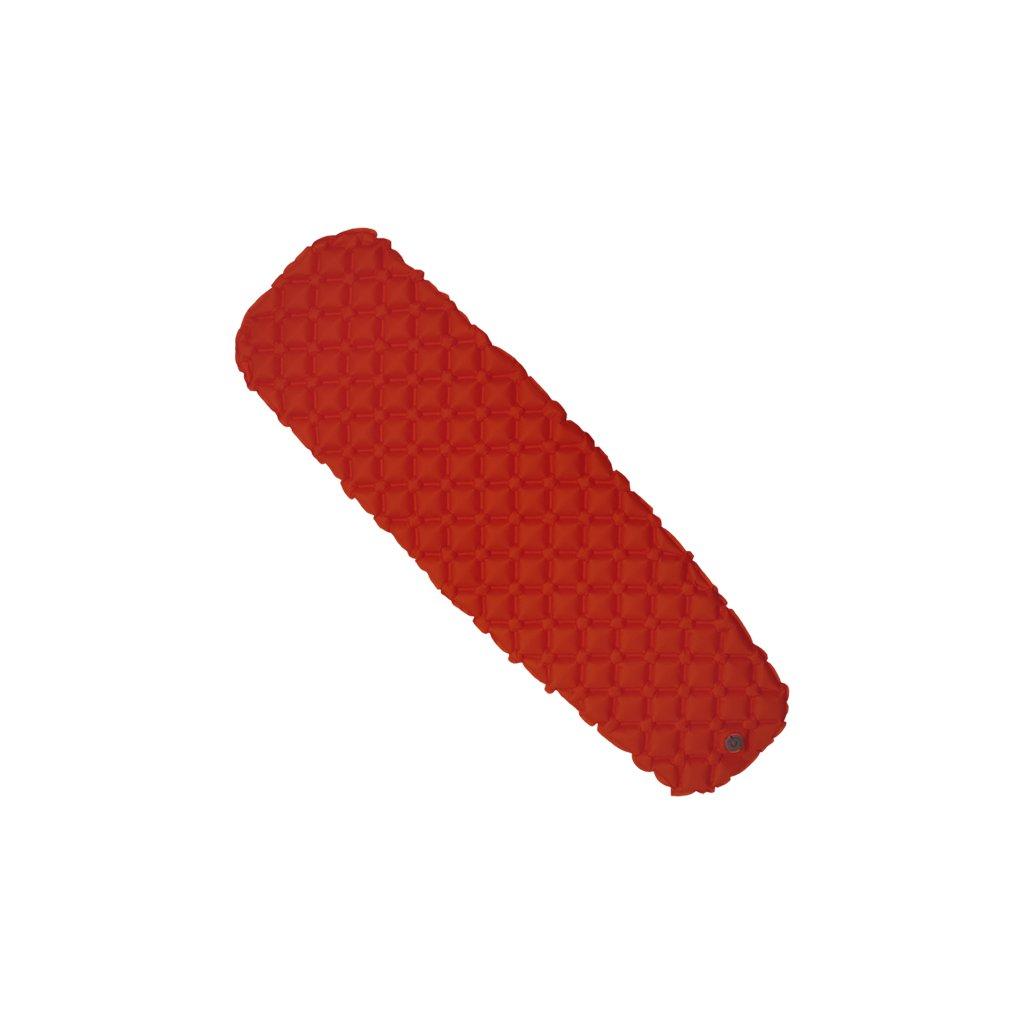 Nafukovací karimatka YATE Scout 5,5 červená