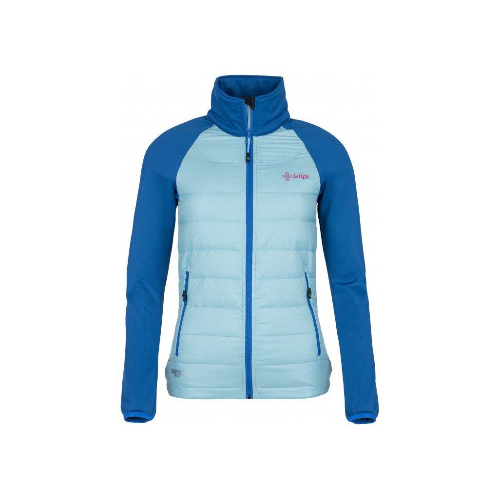 Dámská bunda KILPI Baffin-w světle modrá