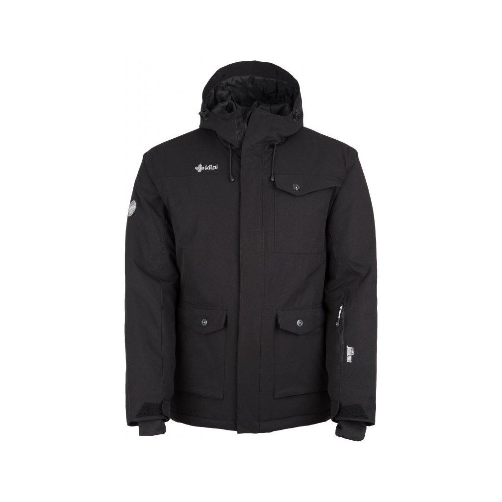 Pánská zimní bunda KILPI Baker-m černá