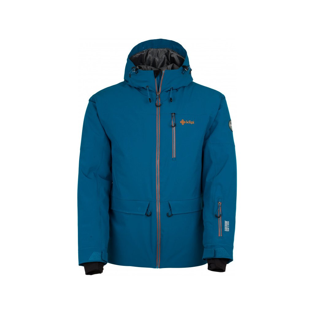 Pánská lyžařská bunda KILPI Clif-m modrá