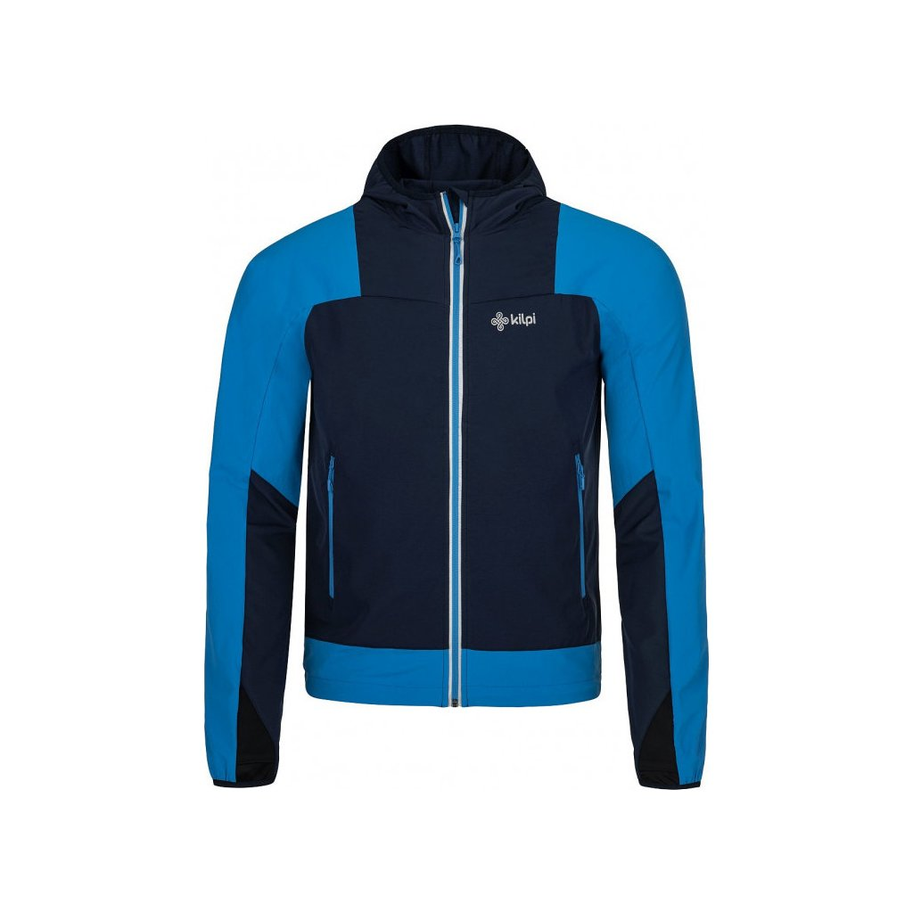 Pánská outdoorová bunda KILPI Joshua-m tmavě modrá