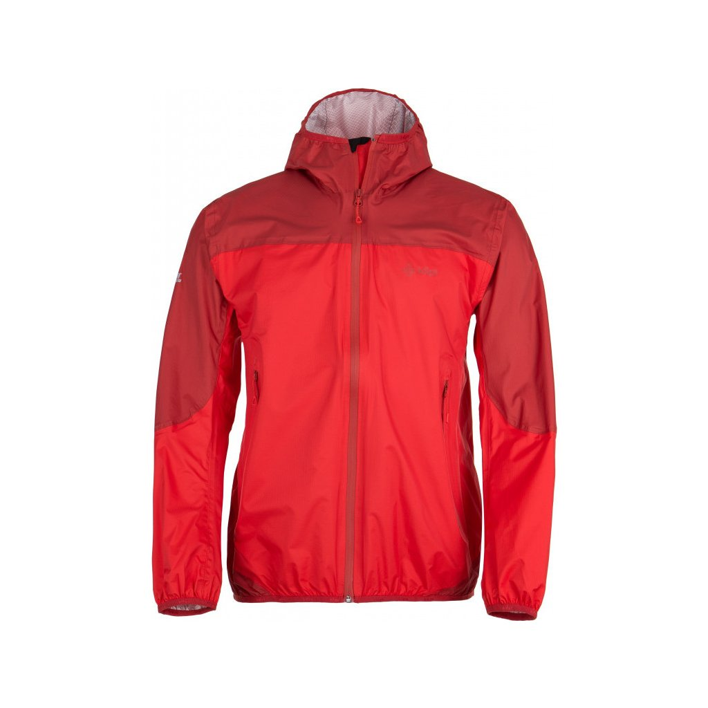 Pánská outdoorová bunda KILPI Hurricane-m červená