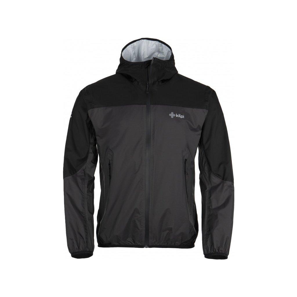 Pánská outdoorová bunda KILPI Hurricane-m černá