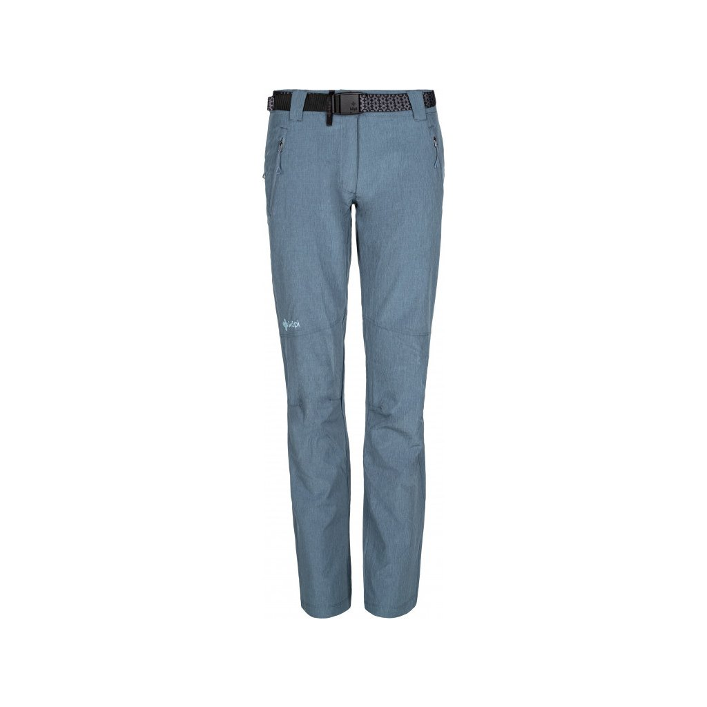 Dámské outdoorové kalhoty KILPI Wanaka-w modrá