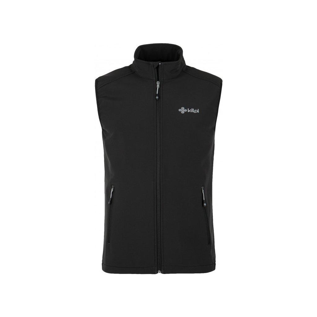 Pánská softshellová vesta KILPI Tofana-m černá