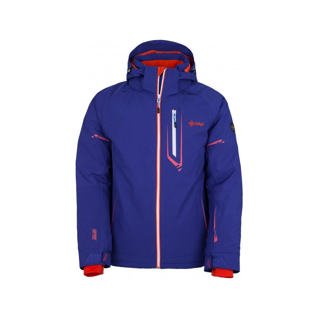 Pánská lyžařská bunda KILPI Uran-m modrá