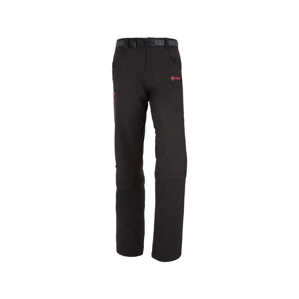 Dámské outdoorové kalhoty KILPI Susanna-w černá