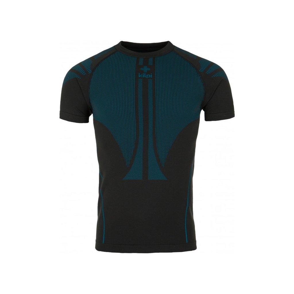 Unisec funkční tričko KILPI Leape-u černá