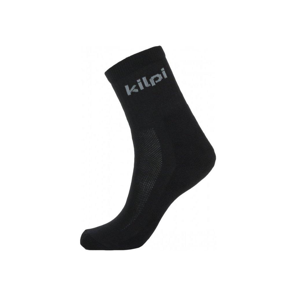 Sportovní ponožky KILPI Akaro-u černá