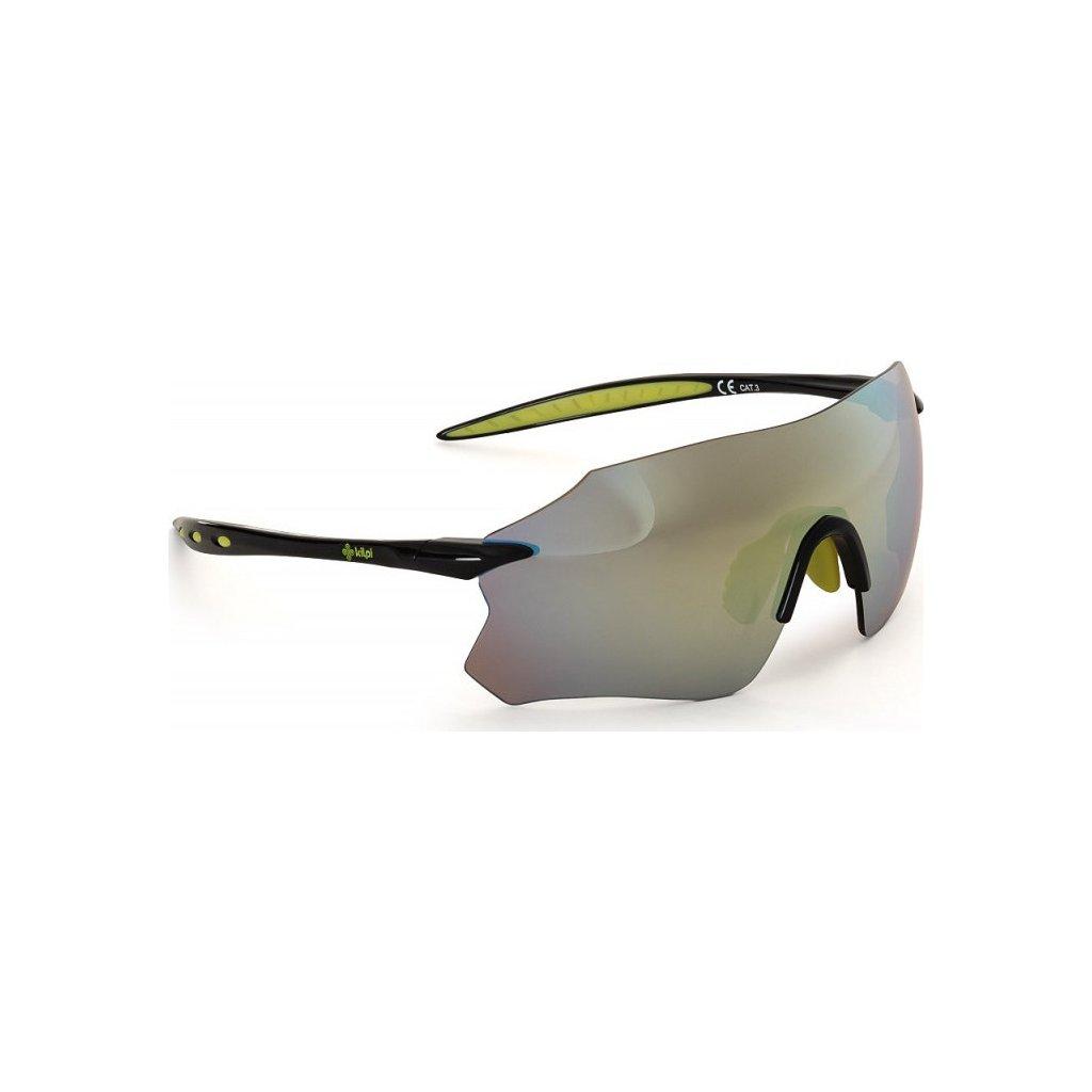 Sportovní sluneční brýle KILPI Rezza-u světle zelená
