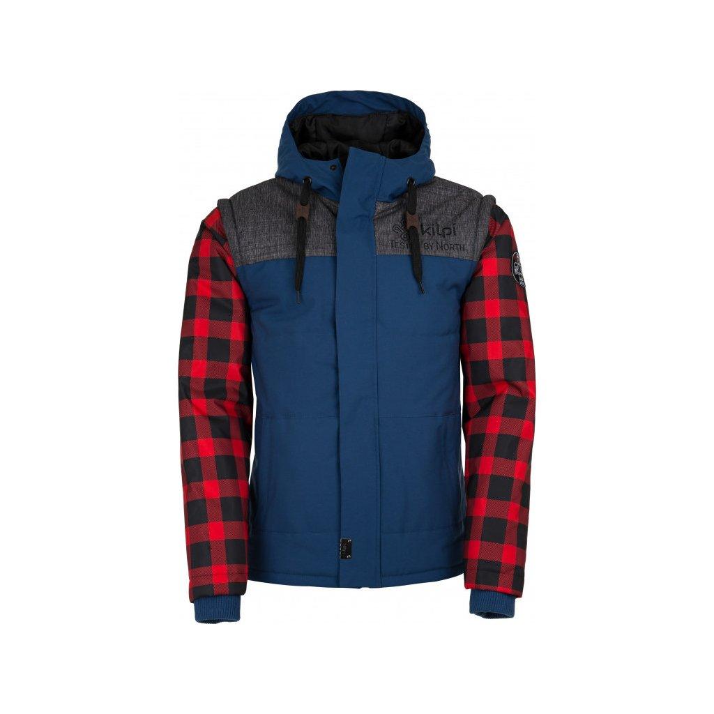 Pánská zimní bunda/vesta KILPI Kiwi-m tmavě modrá